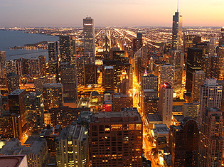 { Photo of Chicago }